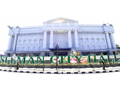 Indonesia Sleman City Mall