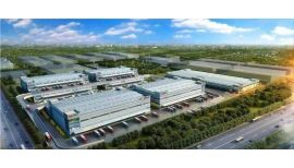 New Airport Supporting Logistics Park